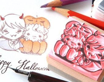 Hannibal- Hannigram Halloween special Stamp