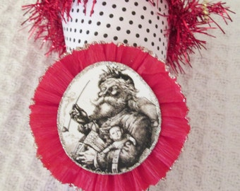 Christmas Decoration Tussie Mussie Home Decor Gift