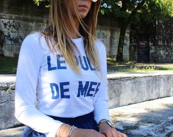 T-shirt Le Pull De Mer