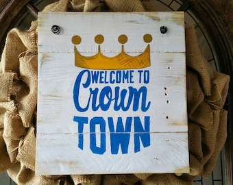 Welcome to Crown Town