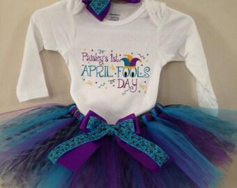 April fools outfit