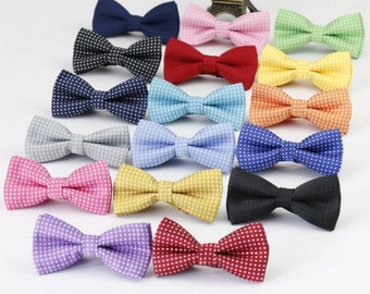 Bow ties MULTIPLE COLORS