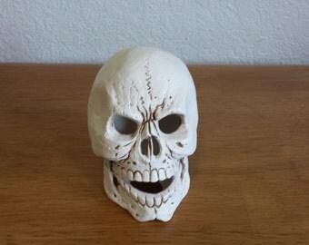 Ceramic Medium Skull (#88)