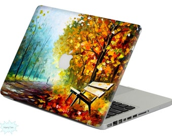 New Oil Painting decal mac stickers Macbook decal macbook stickers apple decal mac decal stickers 20