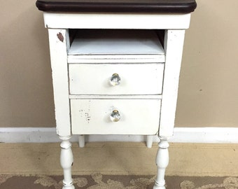 Nightstand - Bedside Table - Side Table