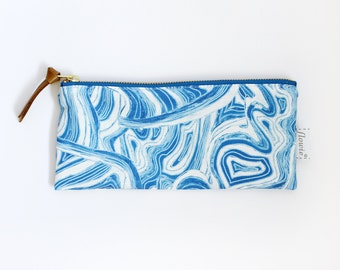 Pencil case pouch, Siena