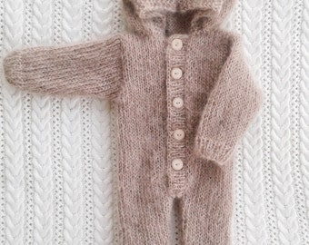 Newborn Photo Props, Photography Props, Baby Boy Props, Newborn Outfit, Newborn Props, Photo Props, Newborn Romper, Baby Boy, Baby Romper