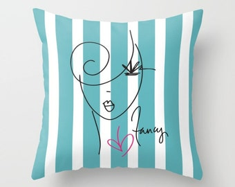 Fancy Custom Pillow