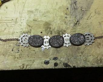 Steampunk Bracelet No. 6
