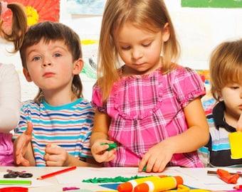 Preschool/Pre K/ Homeschool Thematic Studies Lesson Guide