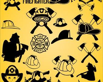 Firefighter ,Firefighter svg,vector,dxf,studio3, Firefighter art png-svg-dxf-eps in 1 zip files