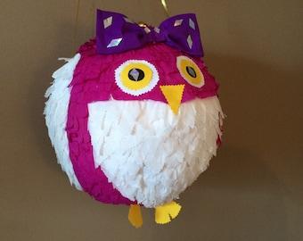 Pinata Owl ,Cute Owl