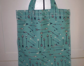Shopping bag bows and arrows