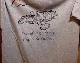 Everything's Shiney ,Firefly shirt