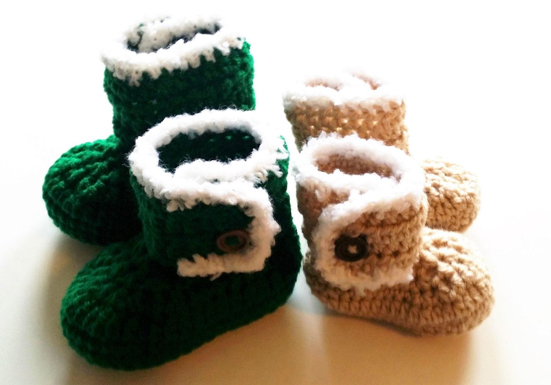 a748a93cfd6 Ugg Crochet Infant Booties - cheap watches mgc-gas.com