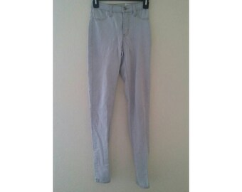 Brandy Vintage High Waisted Light Jeans