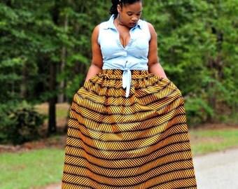 Simoni Maxi Skirt