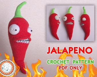 PATTERN – Jalapeno from