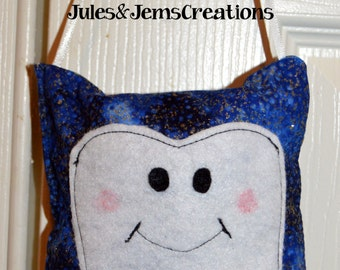Tooth Fairy Pillow- SHIPPED