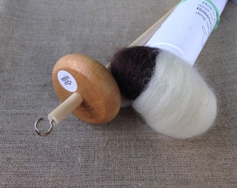 drop spindle kit - make yarn