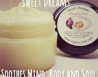 Sweet Dreams Stress and Sleep Balm - Helps you relax and relieves tension!