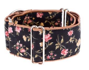 2 inch Martingale collar, greyhound collar, 2 inch, dog collar, martingale, collars,pets,martingale collars