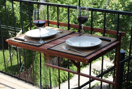 table de balcon rabattable ikea table console pliante. Black Bedroom Furniture Sets. Home Design Ideas