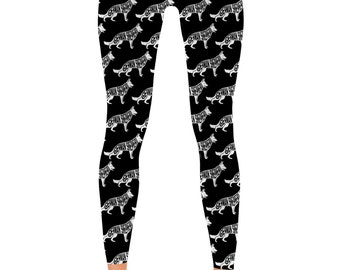 German Shepherd Dog Leggings