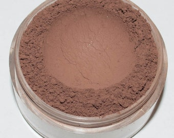 Foundation 18, Dark Mineral Foundation, Fair Foundation, Dewy or Matte Finish, 30 Gram Sifter Jar