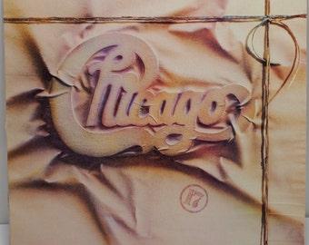 "Chicago - ""17"" vinyl"