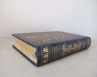 Franklin Library Limited Edition Leather Boccaccio Stories From the Decameron