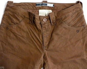 Sport Max Code  capri brown women size 6