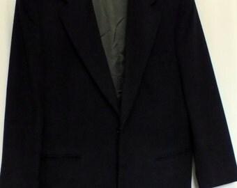 Club Room men coat blazer 100% camel hair size 42 R, Made in USA