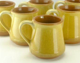 Beauceware Mugs - Set of 6 - Designed by Genin Trudeau