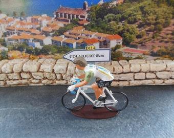 Cyclist  Team Kelme (1983) Tour de france (rouleur figure)