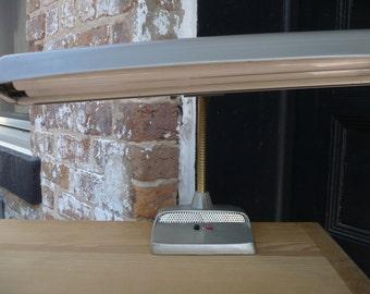Mid Century  Metal Gooseneck Desk Lamp