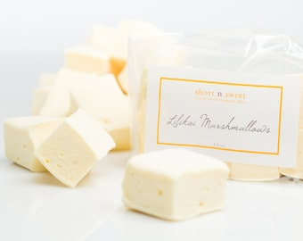 Lilikoi (passionfruit) gourmet marshmallows