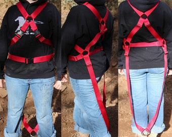 Nylon Husky Sled Dog Harness