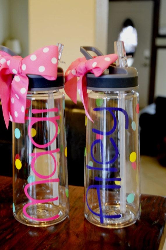 Personalized Water Bottle Best Seller Nurse By Krismattshop