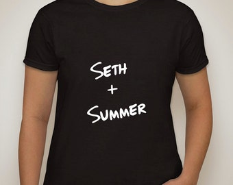 "The OC ""Seth + Summer"" T-Shirt"