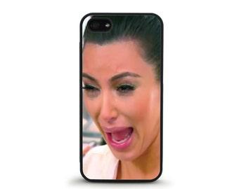 Kim Kardashian - iPhone 4/4s, 5/5S, 5C, 5SE, 6/6 plus, 7/7 Plus, Samsung Galaxy S4, S5, S6/edge/edge plus, S7/S7E