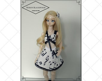 Bjd Obitsu 48/50cm. The sound of music. Summer set. Last chance! Ends sept 30.