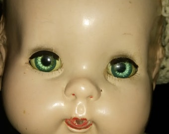 VINTAGE 1938 Baby Buttercup Doll