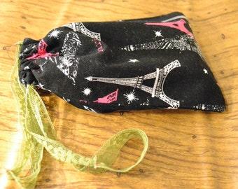 Tarot Card Bag, Tarot Bag, Drawstring Bag