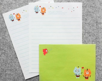 LAST CHANCE SALE! Cute paper set #2 | Cute Stationery
