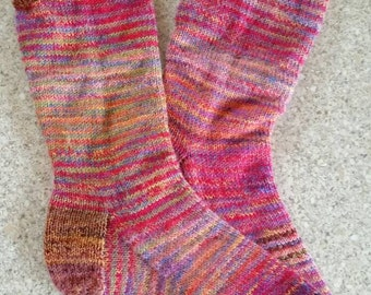 Unique Striped Socks