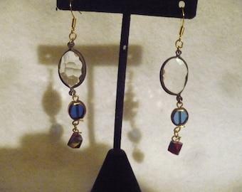 Revolutionary fantasy earrings