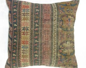 Caucasian Rug Pillow r4271d