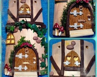 The House of Snow White / 3D Tile Ceramics / Art / Ceramic Art / Handmade / home decor / Gift for MOM