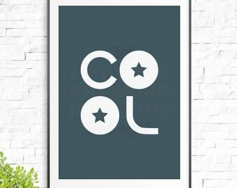 Cool & Yeah Prints